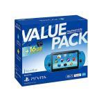 PlayStation Vita 16GB バリューパック アクア・ブルー 新品 PSVita 本体