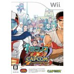 Wii 新品 ソフト タツノコVS.カプコン クロスジェネレーションオブヒーローズ