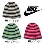 ショッピングビーニー ナイキ メンズ NIKE ACC 345998 キャップ ボーダー ビーニー ニット帽 帽子