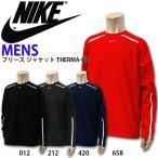 ナイキ メンズ サッカー 野球 スポーツ ウォームアップ ビッグサイズ NIKE 378257 フリース ジャケット THERMA-FIT
