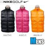 ナイキ ゴルフ メンズ ジャケット NIKE GOLF 382137 ウルトラ ライト パッカブル ベスト