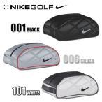 ナイキ ゴルフ シューズ バッグ シューズ入れ NIKE GOLF TG0252 パワー シューズトート2 JV BG0335 シリーズ ダブルジッパー 上品 高級感 出し入れ楽チン