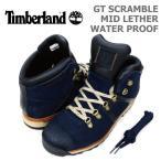 ティンバーランド メンズ カジュアル シューズ Timberland A113V GT SCRAMBLE MID LETHER WATER PROOF スクランブル ミッド レザー ウォータープルーフ