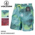 ボルコム メンズ サーフ パンツ ボード ショーツ VOLCOM A0821415 BLUR BRDSHRT タイダイ スイム 海パン 水着 ※インナーパンツは付いておりません。