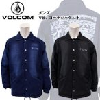 ボルコム メンズ デニム コーチ ジャケット アウター 日本限定モデル VOLCOM A16114JE VBJ コーチジャケット