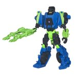 Transformers Generations Fall of Cybertron Deluxe Class Onslaught Figure 並行輸入品