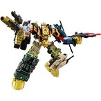 Transformers Unite Warriors LGEX Baldigus Box Set 並行輸入品