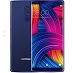 DOOGEE MIX 2-5.99 Inch (18:9 ratio) FHD Android 4G smartphone Facial Recognition, Helio P25 Octa Core 2.5GHz 6GB + 64GB, Quad camera (wide angle) 4060