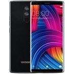 DOOGEE MIX 2 - 5.99 Inch (18:9 Ratio) FHD Android 4G Smartphone Facial Recognition, Helio P25 Octa Core 2.5GHz 6GB + 64GB, Quad Camera (Wide Angle) 40