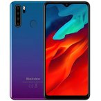 Blackview A80 pro Budget Mobile Phone 4G, 6.49 inch HD+ Screen, Helio P25 4GB+64GB, Four Rear Camera, 4680mAh Battery Fast Charge, 8.8mm Thickness, An