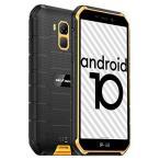 Ulefone Armor X7 Android 10 Rugged Mobile Phone, 13MP + 5MP Waterproof Cameras, NFC, OTG, 4G Global LTE Sturdy Phone, 5.0 Inch HD Screen, 2G RAM 16GB