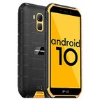 Rugged Phone Unlocked, Ulefone Armor X7 Pro Android 10 4G Dual SIM Phone, 4GB + 32GB, IP68/69K Waterproof Phone, 13MP + 5MP Camera, 4000mAh Battery, N