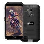 Ulefone Armor X7 Pro (2020) 4G Rugged Phones Unlocked, Android 10 Quad-core 4G+32GB ROM 13MP+5MP Dual Camera 5.0