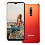 Ulefone Note 8P (2020) 4G Mobile Phone, Android 10 Quad-core 2GB+16GB SIM Free Smartphone Unlocked, 5.5 Inch Waterdrop Screen, 8MP+2MP+5MP Camera, Dua
