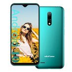 SIM-Free & Unlocked Mobile Phones, Ulefone Note 8P 4G Smartphone Android 10, 16GB ROM Expansion 128GB, 5.5