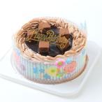 バースデーケーキ お誕生日ケーキ スイーツ ケーキ 生チョコ ショコラケーキ5号
