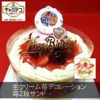 5号/キラキラ☆プリキュアアラモード/キャラデコケーキ バースデーケーキ