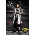 ポイント10倍 14060ミックス ヤクザ ブランドBLOOD MONEY TOKYOファーコート 服 オラオラ系 ヤカラグ悪羅悪羅系 ホストスーツ