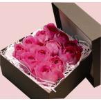 バラ イヴピアッチェのアレンジメント フラワーボックスタイプ ギフト お祝い ギフト