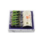 お歳暮ギフト2020にも! 京都『舞妓の茶本舗』・抹茶フィナンシェ6個とお茶の詰合せA