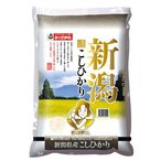 新潟県・新潟県産コシヒカリ 5kg