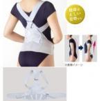 正しい姿勢をキープし肩と腰への負担を軽減!