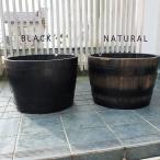 ショッピングプランター プランター ウィスキー樽 送料無料 大型プランター 果樹鉢
