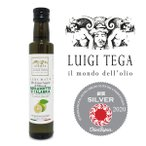 イタリア産 エキストラバージン オリーブオイル ルイジ テガ/ルイジ テーガ LUIGI TEGA ベルガモット 250ml(230g)