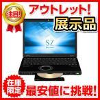 展示品 Let's note SZ6 CF-SZ6QFMQR  LTE対応 SIMフリー 12.1型ノートPC[Office付き・Win10 Pro・Core i7・SSD 256GB・メモリ 8GB・Nano SIM対応]ブラック