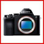 ソニー SONY ミラーレス一眼カメラ α7R (アルファ7R)  ILCE-7R ボディ(レンズ別売)【新品】