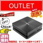 【展示品・送料無料】ASUSデスクトップパソコン VivoMini VC65 VC65-G107Z【即納可能商品】