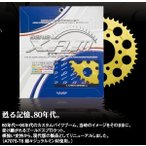 リアスプロケット ゴールド CB400Four 75-80 A6101 メール便可 丁数選択可 ザム・ジャパン