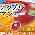 南米産・タイ産アップルマンゴー 2玉 ギフト 贈り物 お礼 お祝い クール便でお届け