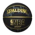 スポルディング SPALDING ゴールド ハイライト ブラック ゴールド 7号球 73-229Z