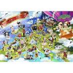 1000ピース ジグソーパズル ディズニー ファンタスティック ヨーロッパ(51x73.5cm)