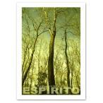 �ݥ����� A2������ ��Espirito-w�� ����ƥꥢ ���� �� �ݥ����� Interior Art Poster