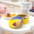 ミニチュア 雑貨 クッキー缶 BLAZE インテリア 雑貨 アンティーク