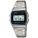 チープカシオ レディース カシオ CASIO 腕時計 ネコポス配送 A158WA-1JF  メンズ腕時計 チプカシ ラッピング不可