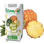 VITAMONT(ヴィタモント) パイナップルジュース  200mlx10個セット