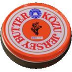 バター 神津ジャージー 缶バター 225g (発酵・有塩バター)