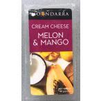 【冷蔵】ムーンダラ メロン&マンゴー クリームチーズ 120g x8個セット