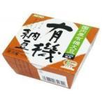 国産有機大豆使用・有機納豆 40g [冷蔵]