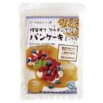 糖質オフ・グルテンフリー パンケーキミックス オーサワジャパン 200g(100g×2)×4個