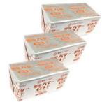 バター 雪印バター 有塩 プリントF(冷凍)450gX3個セット