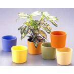 【ハイドロカルチャー】スモールサイズ用 陶器鉢(パープル)