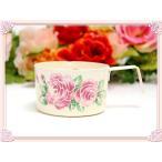 薔薇の食器Lindy(リンディ) ジャルダン ホーロー 計量カップ