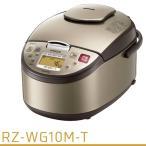 日立 IHタイプ ジャー炊飯器 RZ-WG10M(T) 炊飯器