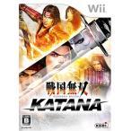 ショッピングWii [Wii]戦国無双 KATANA
