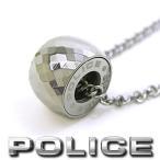 ポリス POLICE リングネックレス ESSENCE 26152PSS ステンレスネックレス