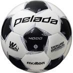 [molten] サッカーボール 5号球 ペレーダ4000 2020年モデル 検定球 F5L4000
